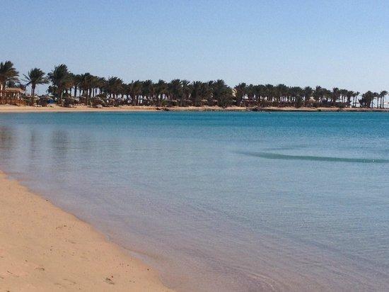 Palm Royale Soma Bay : La plage