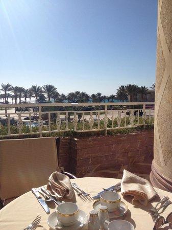 Palm Royale Soma Bay : Petit dejeuner a The Terrace