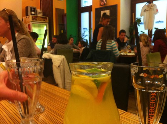 Caffe GianMario: A refreshing drink in a fresh atmosphere