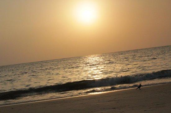 Marari Dreamz: Sunset at the beach