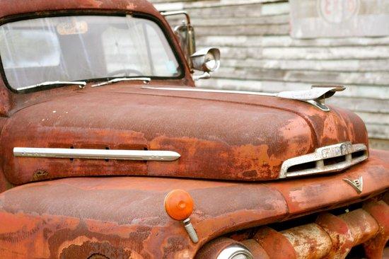 Aw Shucks Farms: Old Truck