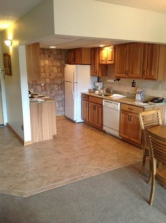 Beaver Run Resort and Conference Center : Kitchen in a 1bedroom