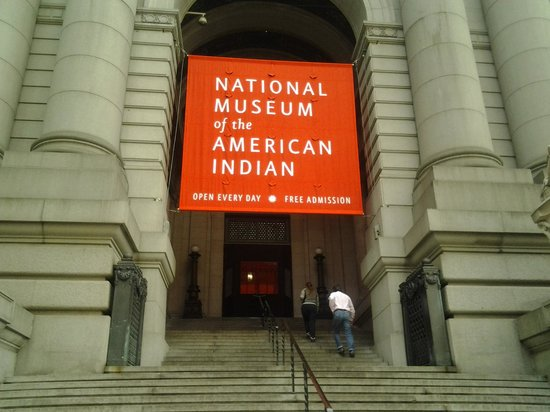 National Museum of the American Indian : particolare