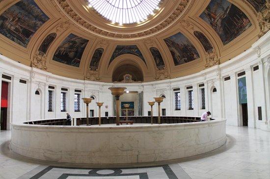 National Museum of the American Indian : dettaglio della volta