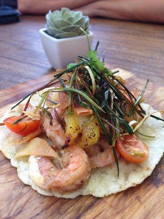 RosaNegra Taqueria : Shrimp Taco