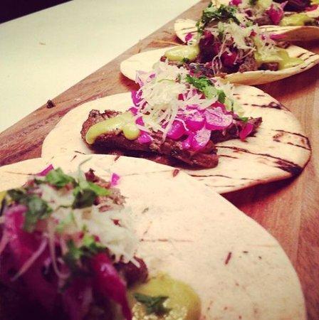 RosaNegra Taqueria : Taco de Carne