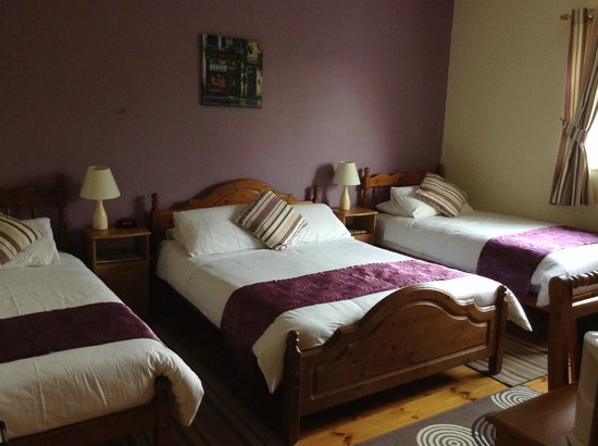 Deerpark Manor Bed & Breakfast: bedroom