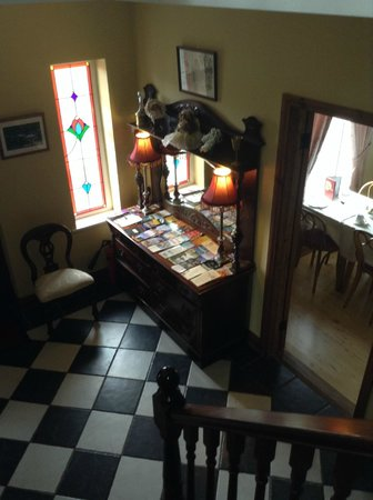 Deerpark Manor Bed & Breakfast: lobby