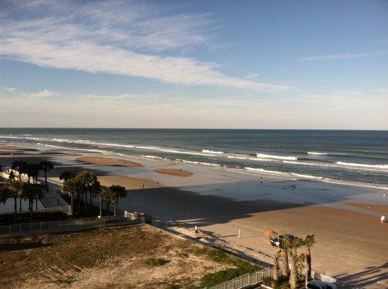 Hyatt Place Daytona Beach - Oceanfront : View from balcony