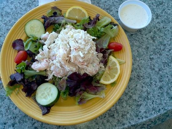 Conch Cafe: Seafood Salad