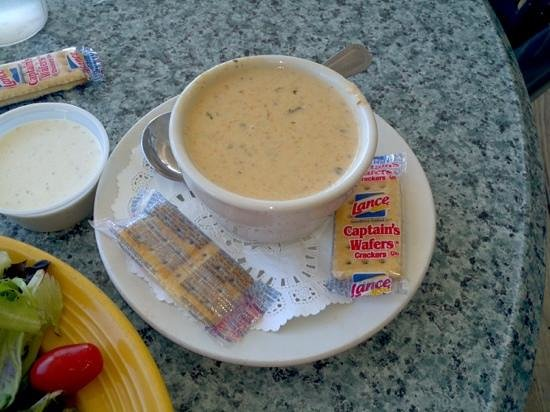 Conch Cafe: She Crab Soup