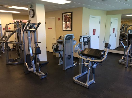 fitness center - Picture of Marriott's Maui Ocean Club