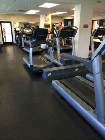 Marriott's Maui Ocean Club  - Lahaina & Napili Towers: fitness center
