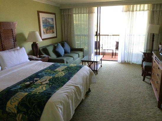 Marriott's Maui Ocean Club  - Lahaina & Napili Towers: room
