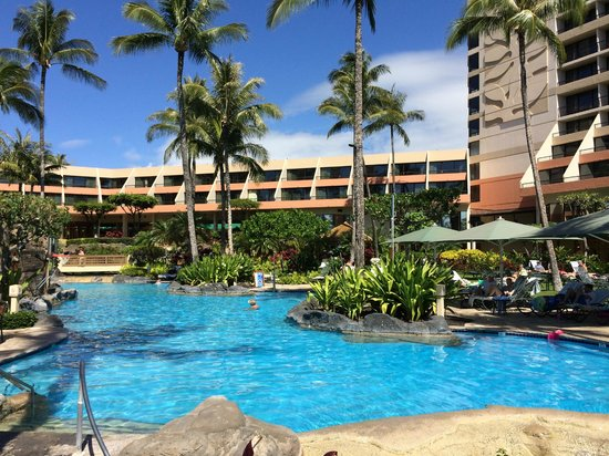 Marriott's Maui Ocean Club  - Lahaina & Napili Towers: pool