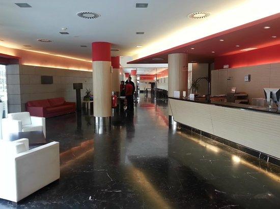 Hall picture of eurostars reina felicia jaca tripadvisor - Hotel reina felicia jaca ...
