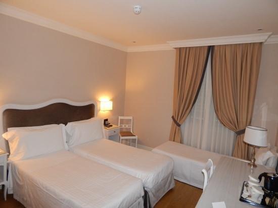 Hotel Rapallo: Camera tripla