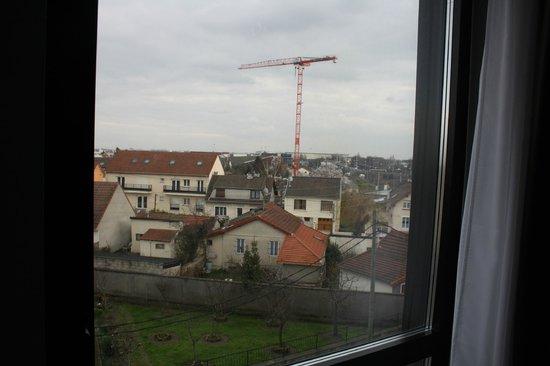 Appart'City Paris Bobigny: View from room