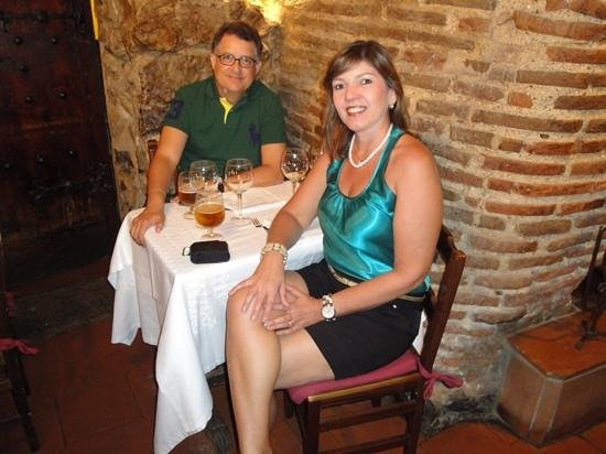 Sobrino de Botin : Maravilhoso Restaurante