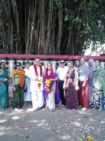 Kaiya House: Our special day with all present
