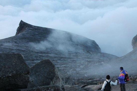 Mount Kinabalu: Early orning