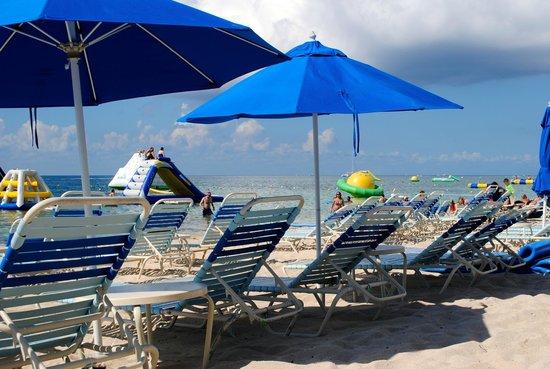 Paradise Beach: Chairs