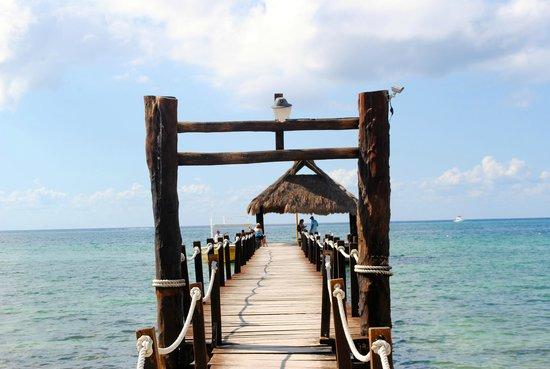 Paradise Beach: Dock