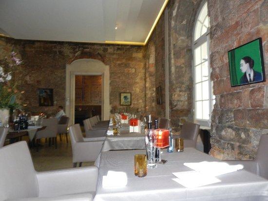Kastenmeiers: Einblick in einen Teilbereich des Restaurants
