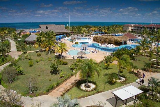 IBEROSTAR Laguna Azul: View from room 16517