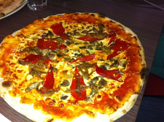Jokolari: Pizza