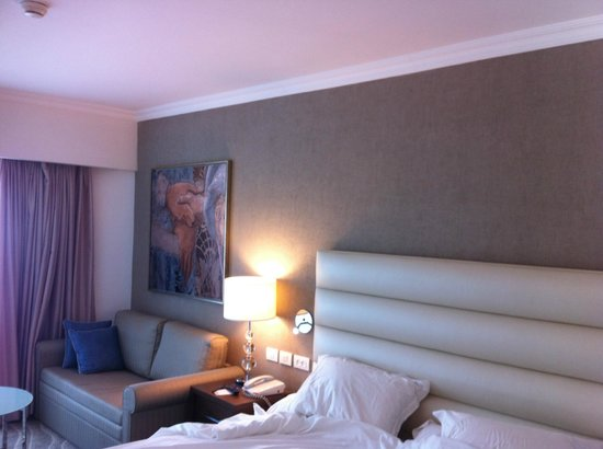 Hilton Eilat Queen of Sheba : Prestige room executive floor