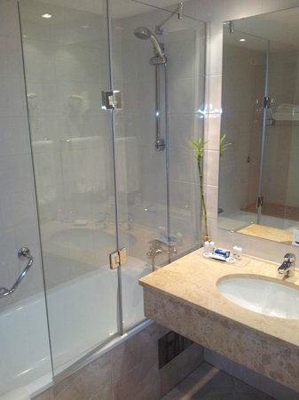 Tryp Lisboa Oriente : Shower