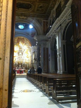 Santuario di Montenero, Chiesa
