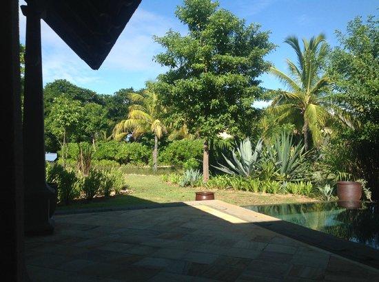Maradiva Villas Resort and Spa: Blick von der Villa