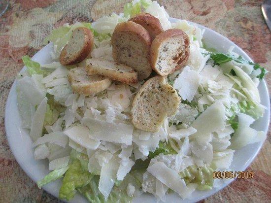 Fratello's: Caesar Salad