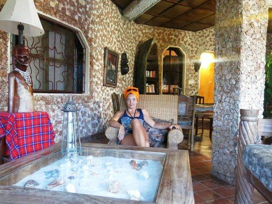 Tembo Village Resort Watamu: hotel