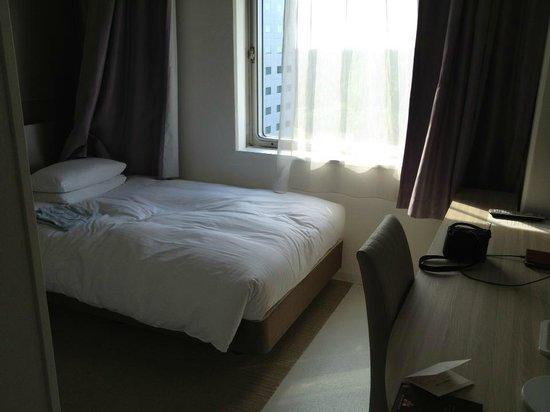 Hotel Nikko Narita: シングルルーム