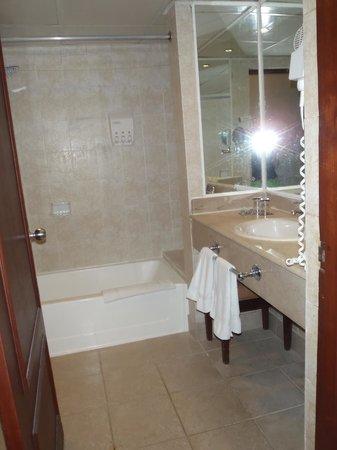 Occidental Caribe: Bathroom