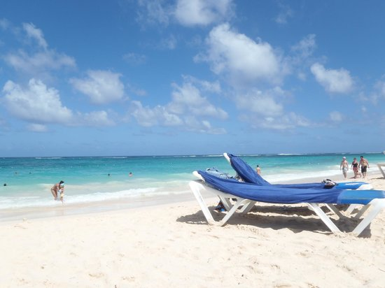 Occidental Caribe: The beautiful Beach