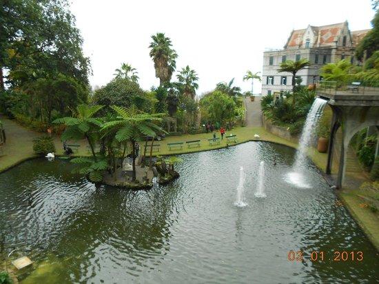 Monte Palace Tropical Garden : прекрасное место для отдыха