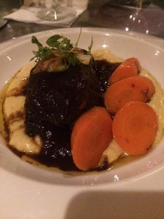 Pulehu: short ribs and polenta..very good