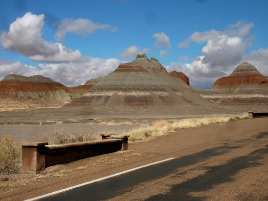 Painted Desert : Arizona beauty