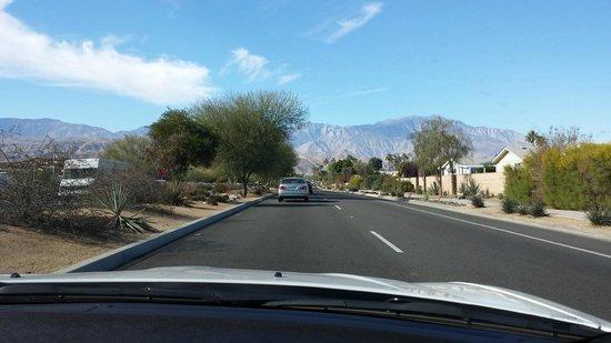 Desert Springs JW Marriott Resort & Spa: AREA DO HOTEL