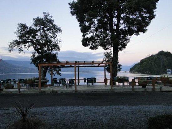 Terraza Lago Picture Of Harris Hotel Lican Ray Tripadvisor