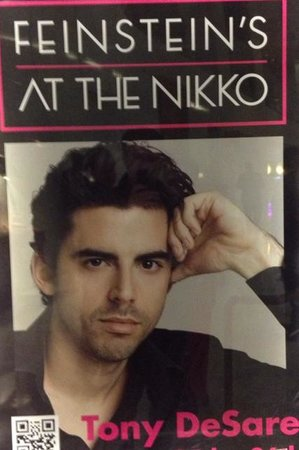 Feinstein's at the Nikko: Tony DeSare