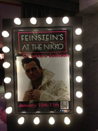 Feinstein's at the Nikko: Cheyenne Jackson