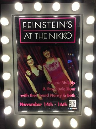 Feinstein's at the Nikko: Megan Mulally and Stephanie Hunt