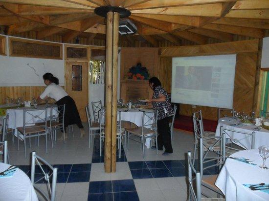 Salón Inferior Domo Y Eventos Picture Of Domo Restaurant