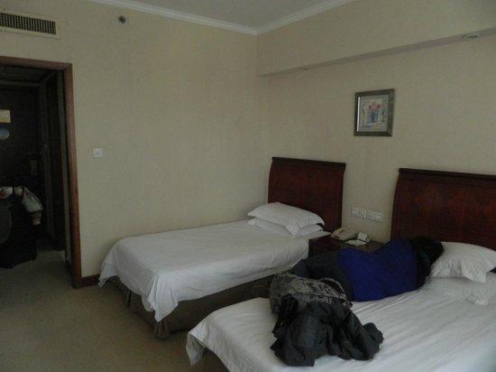 Jin Jiang Jin Sha Hotel: Chambre