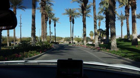 JW Marriott Desert Springs Resort & Spa: ENTRADA DO HOTEL